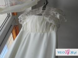 sprzedam suknie ślubną + gratisy