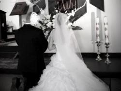 Sprzedam suknię ślubną Herm`s Bose