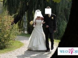 Sprzedam suknię ślubną Herm's Kivor