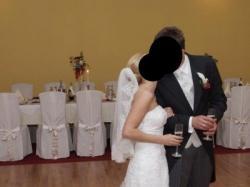 Sprzedam suknię ślubną Herm's Liporio - piękna!