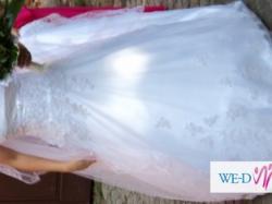 sprzedam suknie slubna Herms Kedane