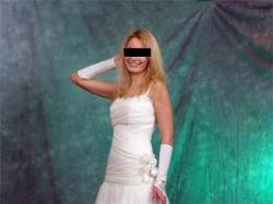Sprzedam suknię ślubną (hiszpanka) roz.38