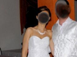 Sprzedam suknię ślubną - Hiszpanka (Rybka)