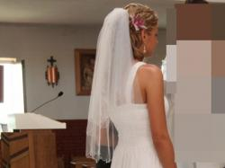 Sprzedam suknię ślubną hiszpańskiej firmy White One