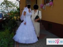 sprzedam suknię ślubną i dodatki