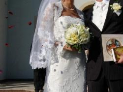 Sprzedam suknię ślubną - India PRONOVIAS