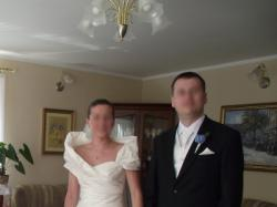 Sprzedam suknię ślubną Justin Alexander