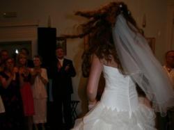 Sprzedam suknie ślubną Justin Alexander model 8186, halka z kołem gratis