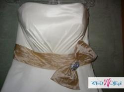 Sprzedam suknię ślubną Justin Alexander model 8388