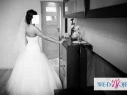 Sprzedam suknię ślubną Justin Alexander model 8610