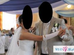 Sprzedam suknię ślubną kareen 2010 + dodatki