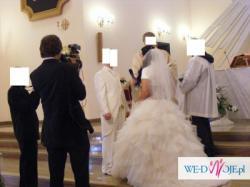 Sprzedam suknie ślubną Kenzo- 2000zł taniej niż w salonie!!!!!!!