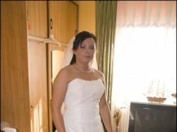 Sprzedam suknię ślubną KIVOR kol.Ivory roz.40