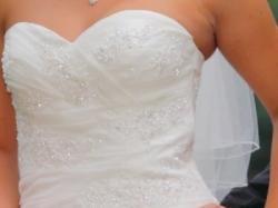 Sprzedam suknię ślubną kolekcji ATELIER DIAGONAL model 1843 z salonu MADONNY EXC