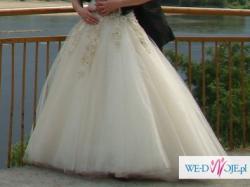 Sprzedam Suknię Ślubną  kolekcji ELLE