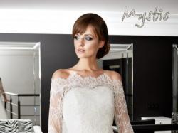 Sprzedam suknię ślubną kolor śmietankowy