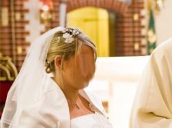 Sprzedam suknie ślubną koronkową