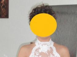 sprzedam suknię ślubną koronkową  Isabel
