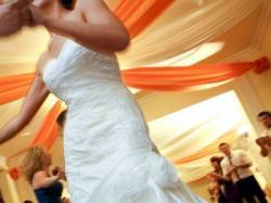 Sprzedam suknie ślubną-La Sposa Madeira
