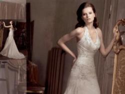 sprzedam suknie ślubną LA SPOSA malta 2008 po 12.07.2008