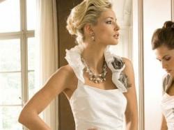 Sprzedam suknię ślubną Linea Raffaelli B09 SET 54