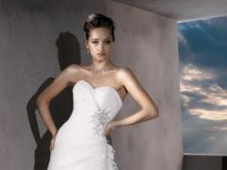 Sprzedam Suknię Ślubną Lisa Ferrera Demetrios 3172 rok 2012