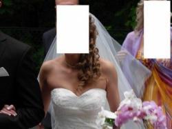 Sprzedam suknie ślubną Madeira