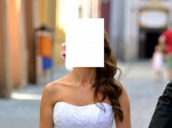 Sprzedam suknię ślubną Maggie Sottero Anniston rozm. 34