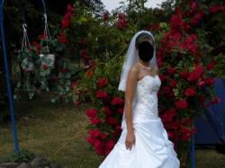 Sprzedam  Suknię Ślubną Maggie Sottero - Model Monalisa.