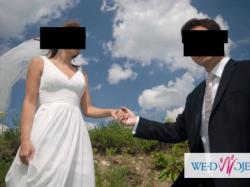 Sprzedam suknię ślubną Mali firmy Pronovias