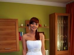 Sprzedam suknię ślubną MANUEL MOTA model Anna!!!!!