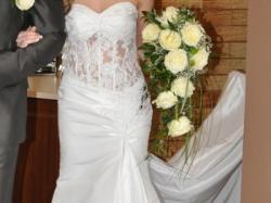 Sprzedam suknię ślubną MARGARETT MODEL NIKE