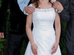 Sprzedam suknię ślubną Margarett Tsonia