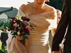 sprzedam suknie ślubną, Mariees de Paris (model Dido), z salonu Cymbeline