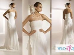 Sprzedam suknię ślubną  Marisa Pronovias z Salonu Madonna
