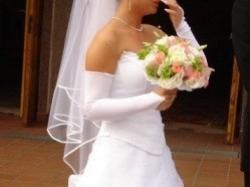 """sprzedam suknię ślubną """"MARTA"""""""