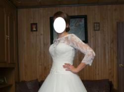 Sprzedam suknie ślubną MAXIMA