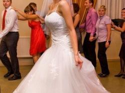 Sprzedam suknię ślubną Miss Kelly Litchi