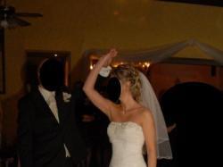 sprzedam suknię śłubną model 7267 kolor ivoryz kolekcji Cosmobella 2008