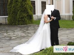 Sprzedam suknię ślubną model Anna 2 MADONNA