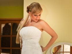 Sprzedam suknie ślubną model Bayo z salonu Afrodyta