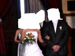 Sprzedam suknię ślubną model BLUE ASHFORD