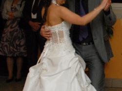 Sprzedam suknię ślubną model EMBA
