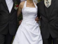 Sprzedam suknię ślubną - model Migela - rozm. 40