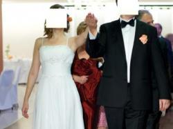 Sprzedam suknię ślubną model Novara (kolekcja Atelier La Sposa) - rozmiar 36/38
