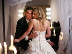 Sprzedam suknię ślubną model SIDNEY, LA SPOSA, kolor kość słoniowa