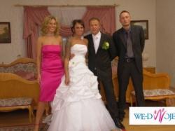 Sprzedam suknie ślubną(ms moda 'Anna')
