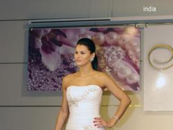 Sprzedam suknię ślubną MS Moda Kolekcja India 2010