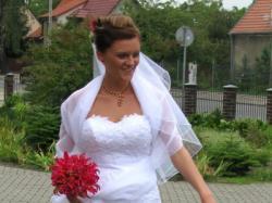 Sprzedam suknie ślubną MS. MODA MELODY