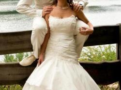 sprzedam suknię ślubną MS moda model Celina, rozmiar 36/38